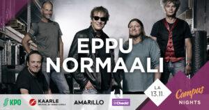 Campus Nights: Eppu Normaali
